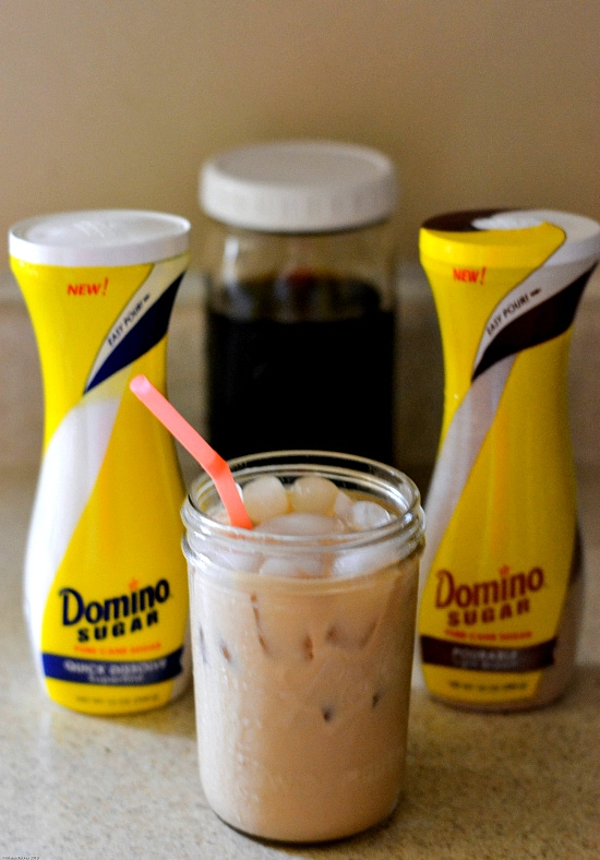 Domino Sugar, fast melting sugar, quick dissolve sugar