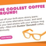 Show Your Hipster Side #DunkinMugUp