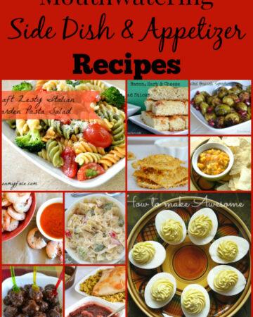 side dish recipes, appetizer recipes, flouronmyface recipes