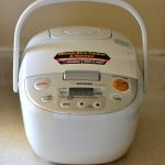 Zojirushi rice cooker, automatic rice cooker, cooking white rice, Zojirushi Rice Cooker review