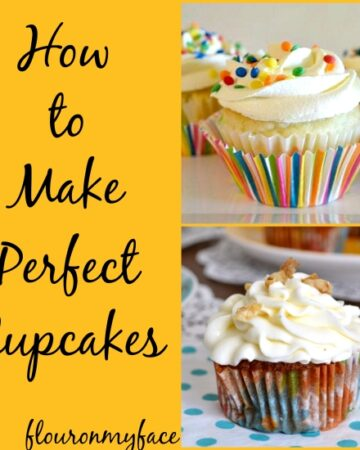 cupcake tips, how to bake cupcakes, baking tips, how to cupcakes, cupcake frosting, cupcake recipes