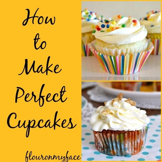 how to make proper cupcakes