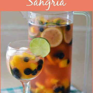 Pink Moscato Sangria recipe, Pink Moscato, Moscato Sangria, Fruity Sangria, Easy Sangria Recipe, Gallo Moscato Wines