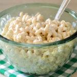 pasta salad recipe, sour cream pasta salad recipe, sour cream cheddar pasta salad