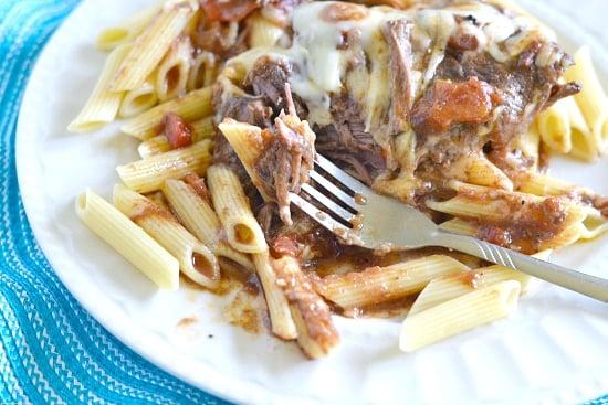 #shop, Hunt's, tomato recipes, Swiss Steak, Crock Pot Swiss Steak, Crock Pot Italian Swiss Steak recipe