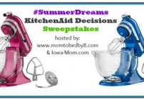 KitchenAId Giveaway, KitchenAId Mixers