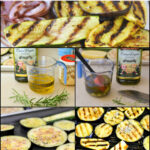 easy grilled vegetables, grilled eggplant, grilled, summer vegetable recipes