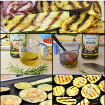 easy grilled vegetables, grilled eggplant, grilled, summer vegetable recipes