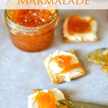 Meyer Lemon Marmalade, meyer lemons, canning recipes, Food In Jar recipes