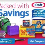 Hurry! High Value Kraft Coupons #PackedwithSavings