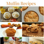 25 Fall Muffin Recipes, Fall recipes, muffin recipe