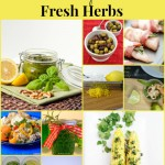 60 Recipes using Fresh Herbs