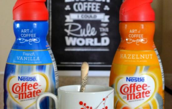 coffee-mate, David Bromstad