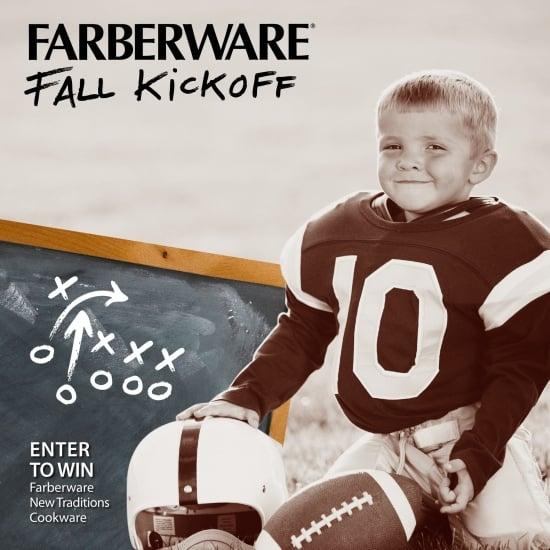 Farberware, #FallKickoff, recipes, cookware