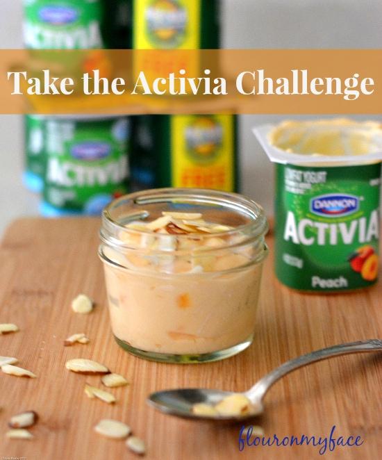 #ActiviaChallenge, yogurt, Activia Giveaway