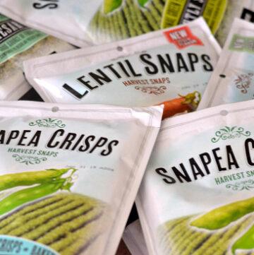 Harvest Snaps, #HarvestSnapsFan