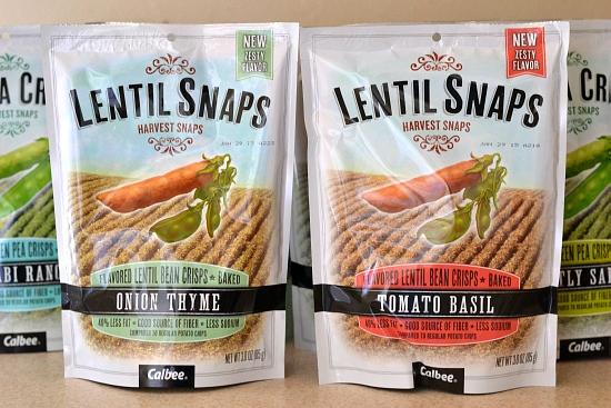 Harvest Snaps, Healthy Snacks