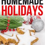 Free Homemade Holidays eBook #HomemadeHolidays