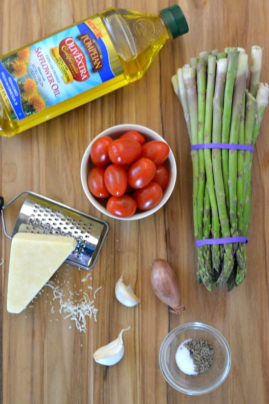 how to cook asparagus, olive oil, Pompeian, #PantryInsiders