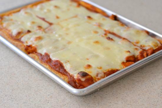 Chicken Margherita Pizza,