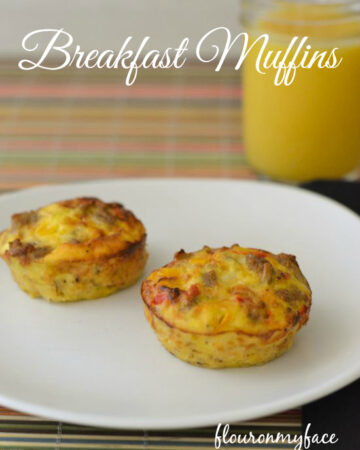 breakfast muffins, low carb breakfast recipes, breakfast ideas, egg muffins, turkey sausage