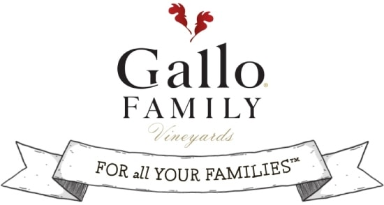 #ad, Gallo Family Vineyards, Gall Family Red Moscato Cocktail, #SundaySupper