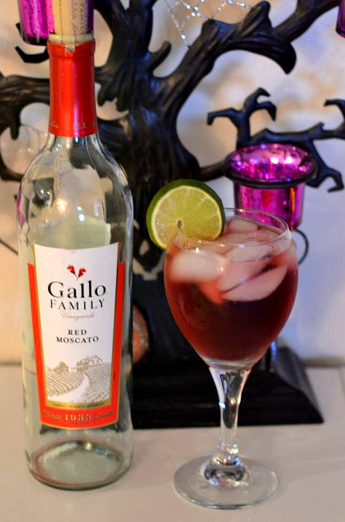Gallo Wines, Entertaining with Gallo Family Vineyard, Wine Cocktails