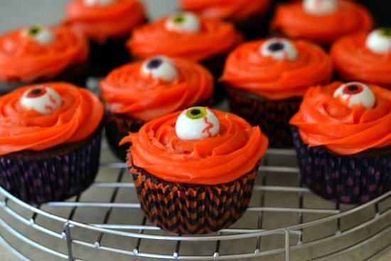 Halloween Cupcake Toppers Ideas Halloween Cupcakes Ideas