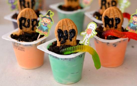 #shop, Halloween, Snack Pack Halloween ideas