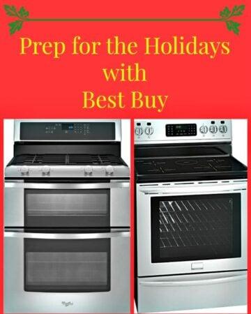 Holiday Prep, Best Buy Holiday Prep, Kitchen Appliances Best Buy