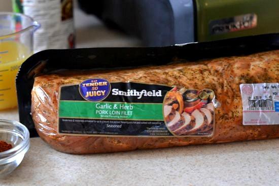 Smithfield Pork Loin, Crock Pot Mexican Pulled Pork Tacos