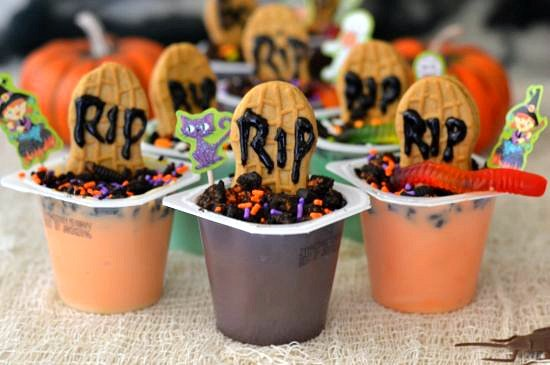 #shop, Snack Pack Halloween, #SnackPackMixins, Halloween recipes, Halloween treats