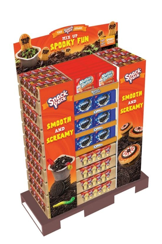 #shop, #Snack Pack, Walmart, Halloween, Easy Halloween Treats