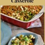 Old Fashioned Broccoli Casserole