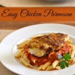 #HolidayMealSpot, Easy Chicken Parmesan recipe, Unilever, Target Buy 3 Get One Free deals, #ShareAMeal