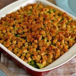 Broccoli Casserole, Thanksgiving recipes, Thanksgiving side dish