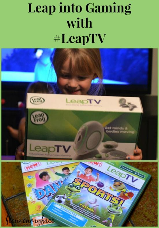 LeapTV, Leapfrog, MommyParties