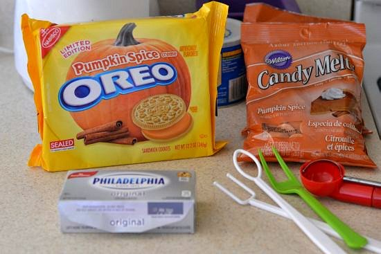OREO Cookie Ball ingredients, #Shop, Thanksgiving, OREO Truffles