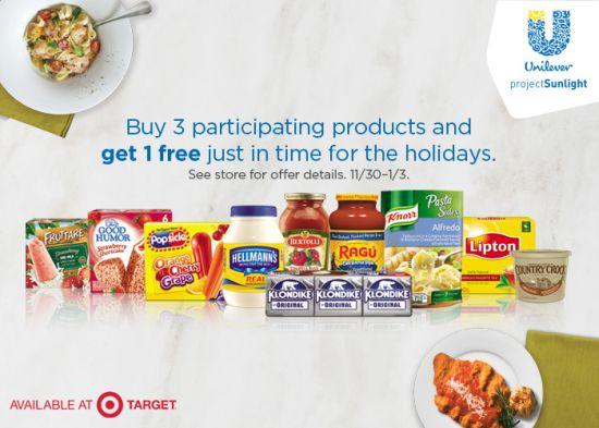 Target, Feeding America, Hellmans, recipes,