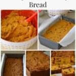 Coconut Pumpkin Cranberry Bread  #HolidayRecipes