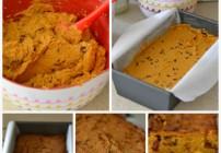 Coconut Pumpkin Cranberry Bread, Coconut flour recipes, gluten free, paleo pumpkin bread