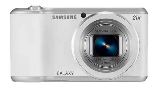 Samsung Galaxy Camera, Point and shoot Sony dig