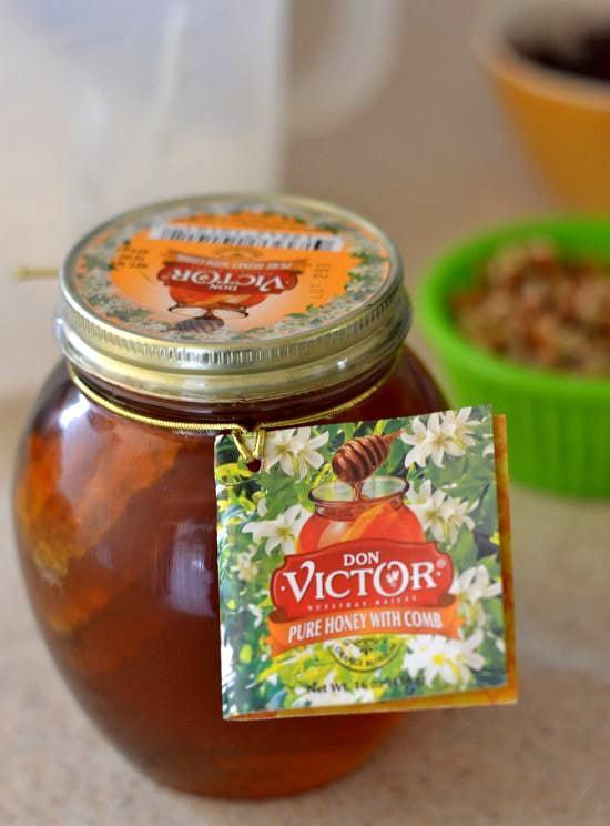 #shop, Don Victor honey, honeycomb, honey recipes, holiday recipes using honey