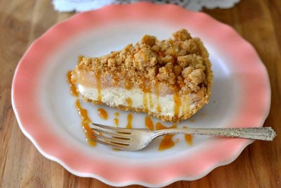 Easy Apple Pie A La Mode recipe, apple pie recipe, apple recipes, Breyers Ice Cream recipes