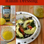 Homemade Italian Dressing #PantryInsiders