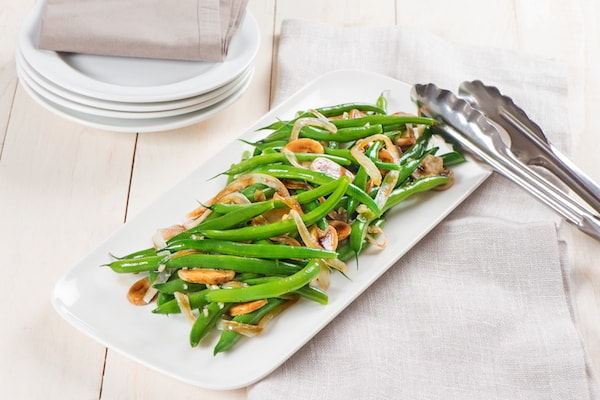 how to cook fresh snap beans