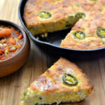 Jalapeno Cheddar Cornbread recipe, cooking with Splenda, Splenda recipes, #SplendaSweeties , #SweetSwaps