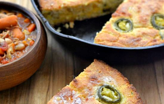 Jalapeno Cheddar Cornbread recipe, cooking with Splenda, Splenda recipes, #SplendaSweeties , #SweetSwaps