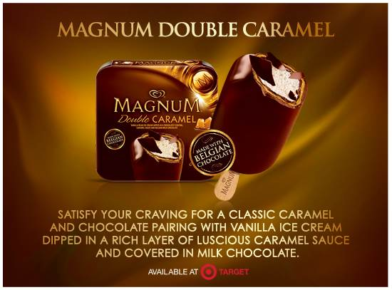 Magnum Target Deals, Magnum Ice Cream Deals, Easy Holiday Treats
