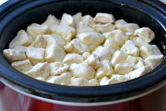 crock pot recipes, chicken recipes, no fuss dumplings